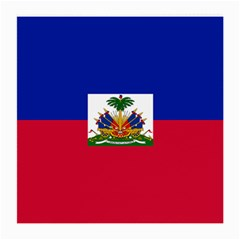 Flag of Haiti Medium Glasses Cloth (2-Side)
