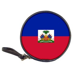 Flag of Haiti Classic 20-CD Wallets