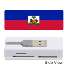 Flag of Haiti Memory Card Reader (Stick)