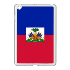 Flag of Haiti Apple iPad Mini Case (White)