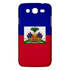 Flag of Haiti Samsung Galaxy Mega 5.8 I9152 Hardshell Case