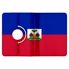 Flag of Haiti Kindle Fire HDX Flip 360 Case