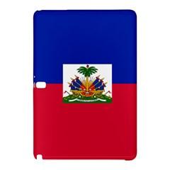 Flag of Haiti Samsung Galaxy Tab Pro 12.2 Hardshell Case