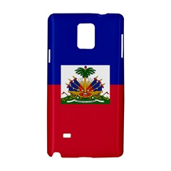 Flag of Haiti Samsung Galaxy Note 4 Hardshell Case