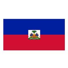 Flag Of Haiti Satin Shawl