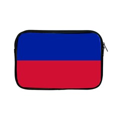 Civil Flag of Haiti (Without Coat of Arms) Apple iPad Mini Zipper Cases