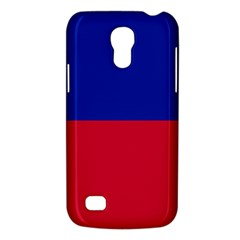 Civil Flag of Haiti (Without Coat of Arms) Galaxy S4 Mini