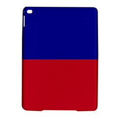 Civil Flag of Haiti (Without Coat of Arms) iPad Air 2 Hardshell Cases