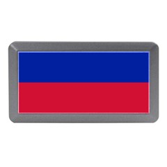 Civil Flag of Haiti (Without Coat of Arms) Memory Card Reader (Mini)
