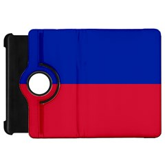 Civil Flag of Haiti (Without Coat of Arms) Kindle Fire HD 7