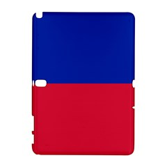 Civil Flag of Haiti (Without Coat of Arms) Galaxy Note 1