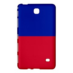 Civil Flag of Haiti (Without Coat of Arms) Samsung Galaxy Tab 4 (7 ) Hardshell Case