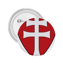Coat of Arms of Apostolic Kingdom of Hungary, 1172-1196 2.25  Buttons