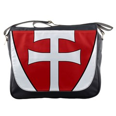 Coat of Arms of Apostolic Kingdom of Hungary, 1172-1196 Messenger Bags