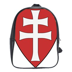 Coat of Arms of Apostolic Kingdom of Hungary, 1172-1196 School Bags (XL)