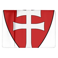 Coat of Arms of Apostolic Kingdom of Hungary, 1172-1196 Samsung Galaxy Tab 10.1  P7500 Flip Case