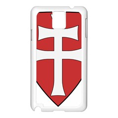 Coat of Arms of Apostolic Kingdom of Hungary, 1172-1196 Samsung Galaxy Note 3 N9005 Case (White)
