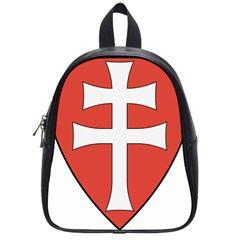 Coat of Arms of Apostolic Kingdom of Hungary, 1172-1196 School Bags (Small)