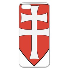 Coat of Arms of Apostolic Kingdom of Hungary, 1172-1196 Apple Seamless iPhone 5 Case (Clear)