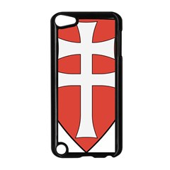 Coat of Arms of Apostolic Kingdom of Hungary, 1172-1196 Apple iPod Touch 5 Case (Black)