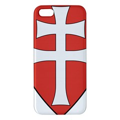 Coat of Arms of Apostolic Kingdom of Hungary, 1172-1196 iPhone 5S/ SE Premium Hardshell Case