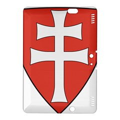 Coat of Arms of Apostolic Kingdom of Hungary, 1172-1196 Kindle Fire HDX 8.9  Hardshell Case