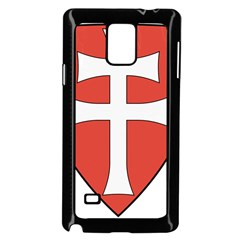 Coat of Arms of Apostolic Kingdom of Hungary, 1172-1196 Samsung Galaxy Note 4 Case (Black)