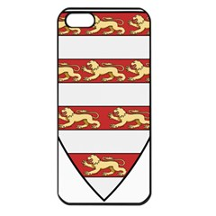 Hungarian Kings (1000-1301) & Seal of King Emeric (1202) Apple iPhone 5 Seamless Case (Black)