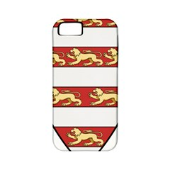 Hungarian Kings (1000-1301) & Seal of King Emeric (1202) Apple iPhone 5 Classic Hardshell Case (PC+Silicone)