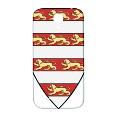 Hungarian Kings (1000-1301) & Seal of King Emeric (1202) Samsung Galaxy S4 I9500/I9505  Hardshell Back Case
