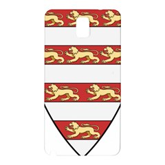 Hungarian Kings (1000-1301) & Seal of King Emeric (1202) Samsung Galaxy Note 3 N9005 Hardshell Back Case