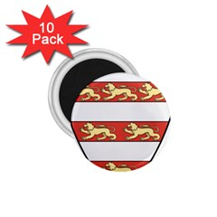 Hungarian Kings (1000-1301) & Seal of King Emeric (1202) 1.75  Magnets (10 pack)