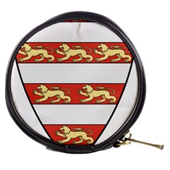 Hungarian Kings (1000 1301) & Seal Of King Emeric (1202) Mini Makeup Bags