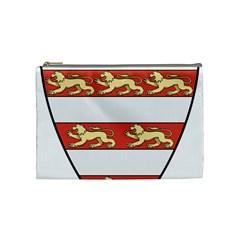 Hungarian Kings (1000-1301) & Seal of King Emeric (1202) Cosmetic Bag (Medium)