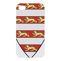 Hungarian Kings (1000-1301) & Seal of King Emeric (1202) Apple iPhone 4/4S Hardshell Case