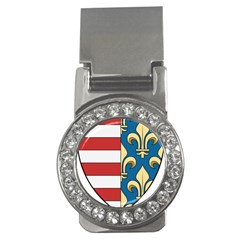 Angevins Dynasty of Hungary Coat of Arms Money Clips (CZ)