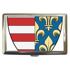 Angevins Dynasty of Hungary Coat of Arms Cigarette Money Cases