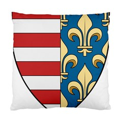 Angevins Dynasty of Hungary Coat of Arms Standard Cushion Case (One Side)
