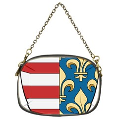 Angevins Dynasty of Hungary Coat of Arms Chain Purses (Two Sides)