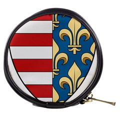 Angevins Dynasty Of Hungary Coat Of Arms Mini Makeup Bags