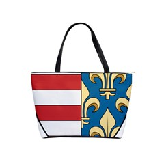 Angevins Dynasty of Hungary Coat of Arms Shoulder Handbags