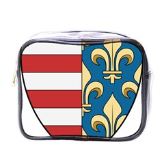 Angevins Dynasty of Hungary Coat of Arms Mini Toiletries Bags