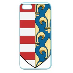 Angevins Dynasty of Hungary Coat of Arms Apple Seamless iPhone 5 Case (Color)