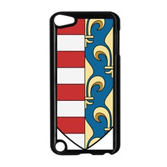 Angevins Dynasty of Hungary Coat of Arms Apple iPod Touch 5 Case (Black)