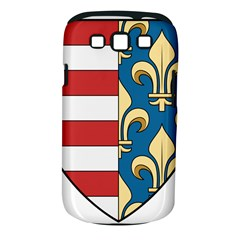 Angevins Dynasty of Hungary Coat of Arms Samsung Galaxy S III Classic Hardshell Case (PC+Silicone)