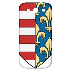 Angevins Dynasty of Hungary Coat of Arms Samsung Galaxy S3 S III Classic Hardshell Back Case
