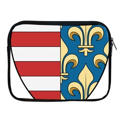 Angevins Dynasty of Hungary Coat of Arms Apple iPad 2/3/4 Zipper Cases