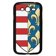 Angevins Dynasty of Hungary Coat of Arms Samsung Galaxy Grand DUOS I9082 Case (Black)