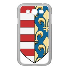 Angevins Dynasty of Hungary Coat of Arms Samsung Galaxy Grand DUOS I9082 Case (White)