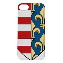 Angevins Dynasty of Hungary Coat of Arms Apple iPhone 5S/ SE Hardshell Case